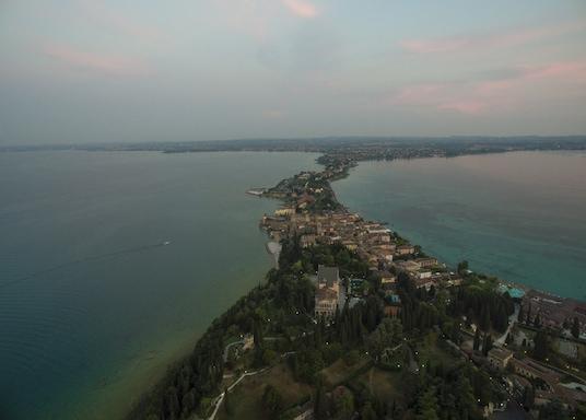 Λίμνη Γκάρντα, Ιταλία