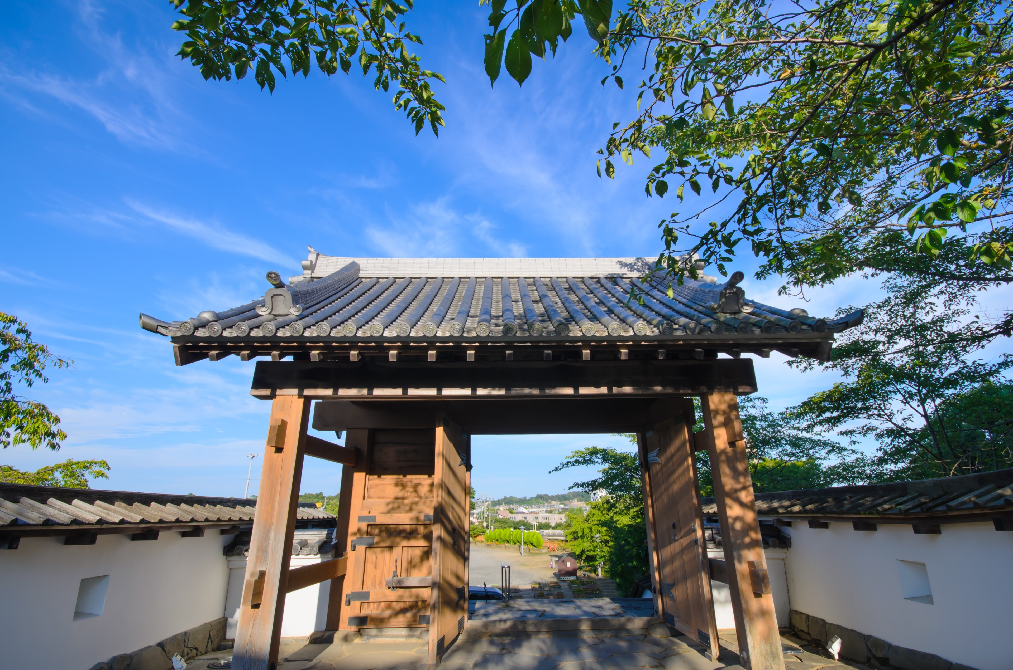 Burg von Kakegawa, Kakegawa, Präfektur Shizuoka, Japan
