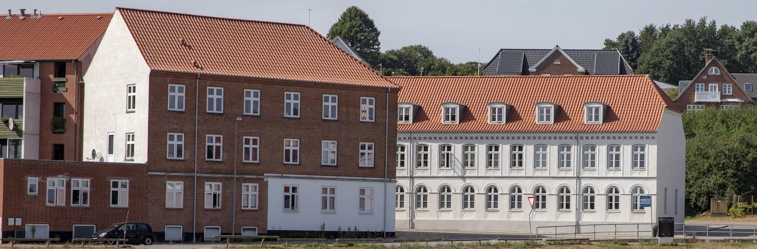 哈梭, 丹麥