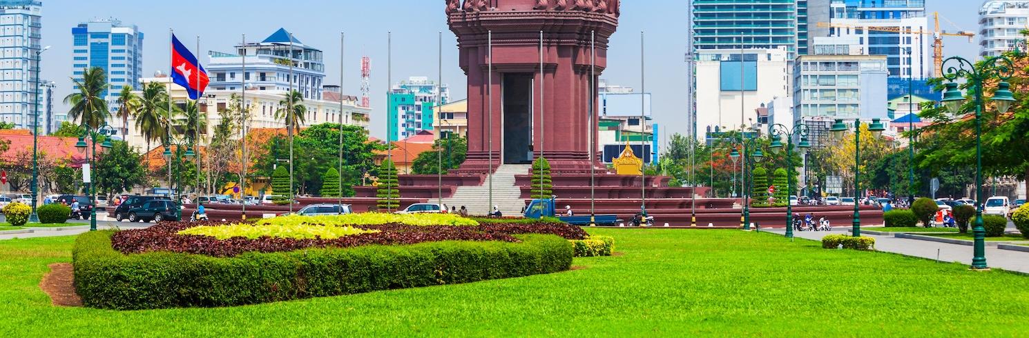 พนมเปญ, กัมพูชา