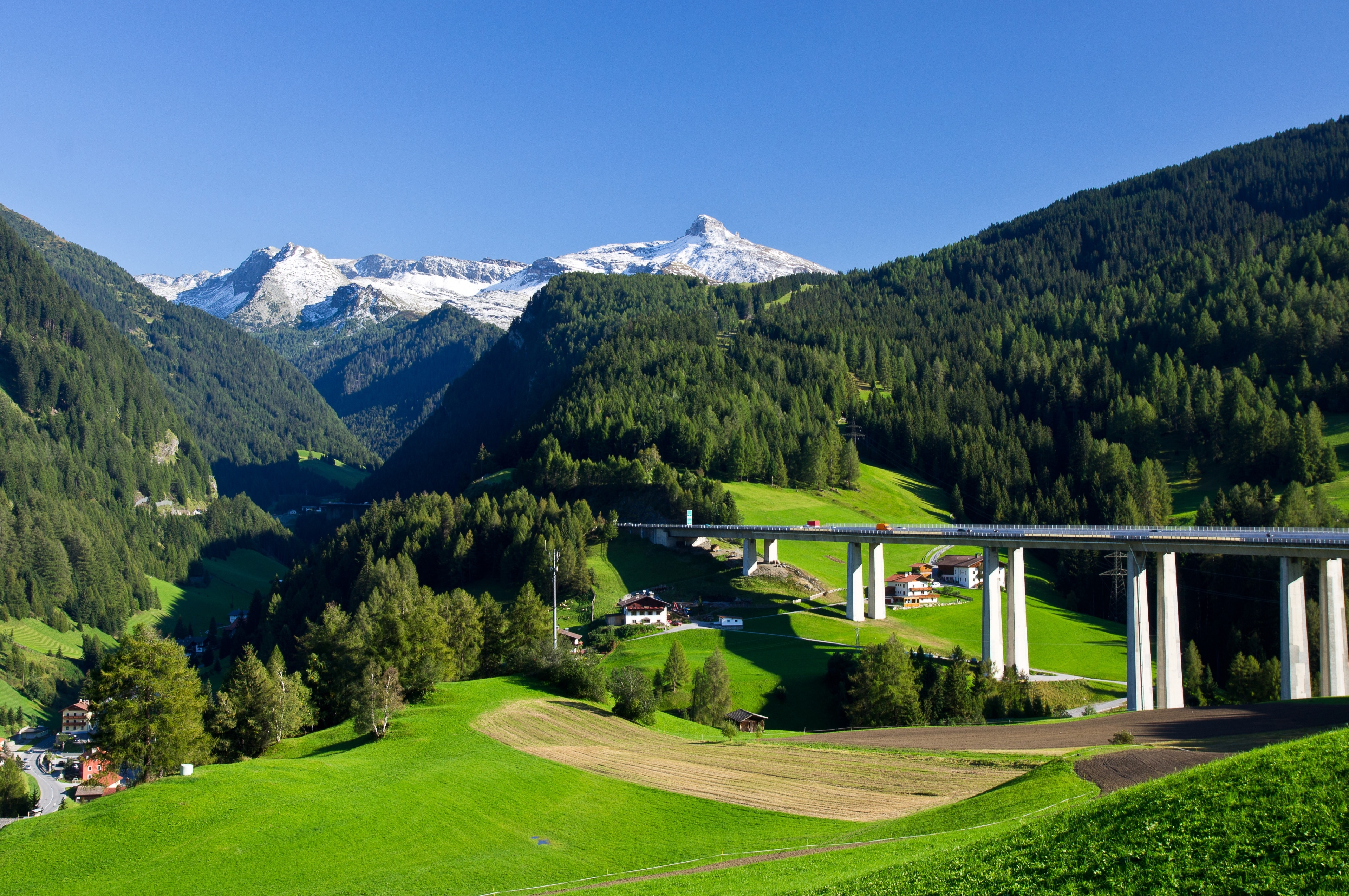 Brennero, Trentino-Alto Adige, Italy