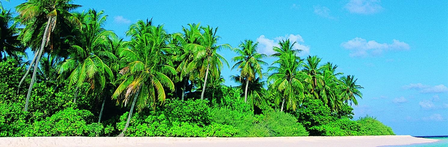 Кудафолхадху, Мальдіви