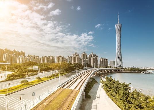 Kanton, Kiina