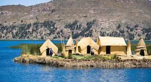Lake Titicaca - Puno (og omegn)