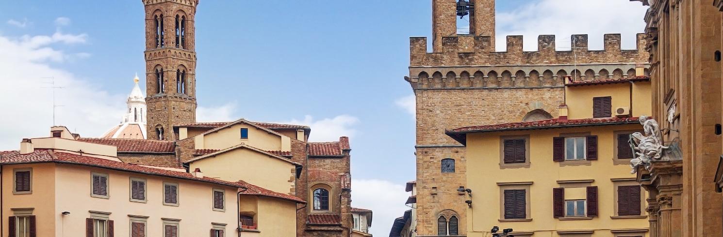 Florencie, Itálie