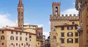 Náměstí Piazza San Firenze