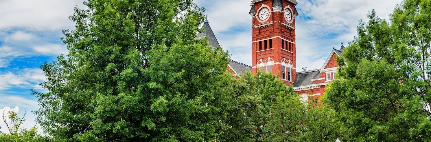 Auburn, Alabama, Egyesült Államok