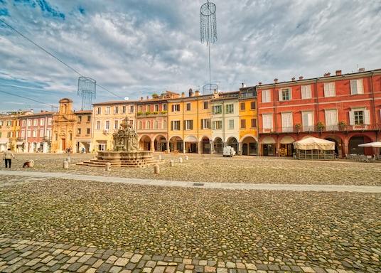 Casa Mazzoli, Italië