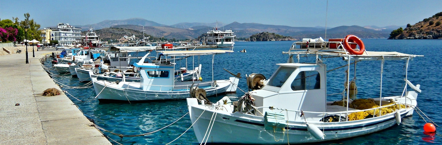 Tolo, Grækenland