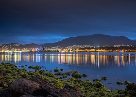 Wellington Park, Tasmania, Australia