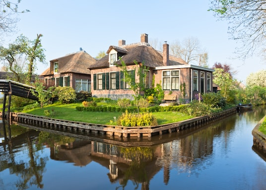 Kop van Overijssel (vùng), Hà Lan