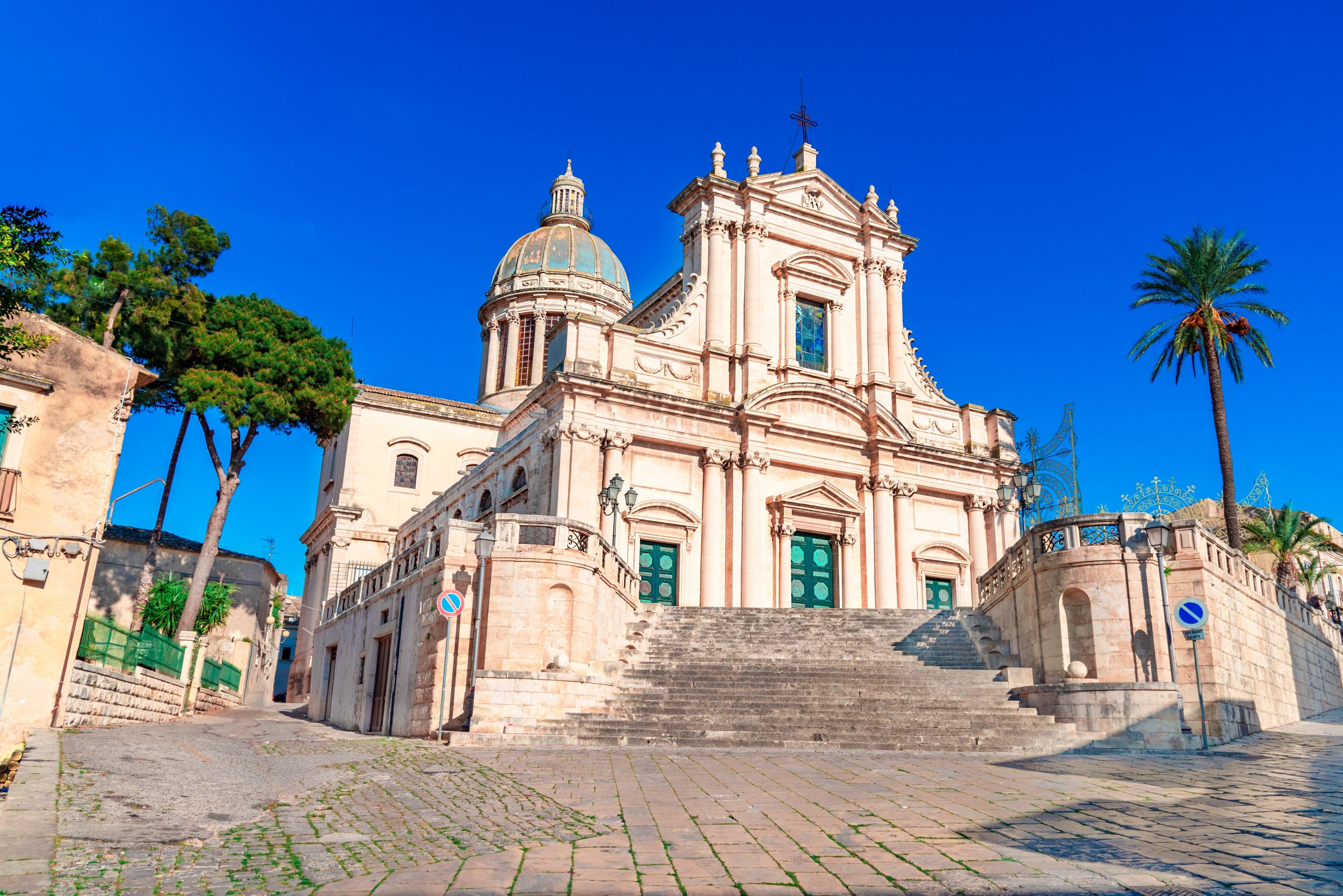 Comiso, Sicily, Italy