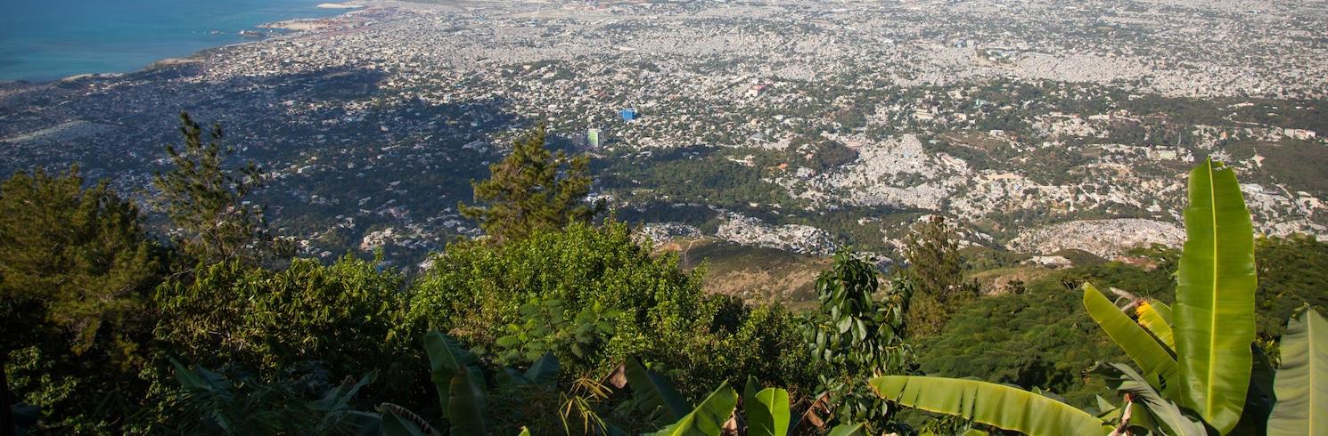 Port-au-Prince, Haítí