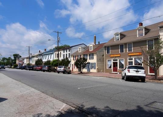 Delaware City, Delaware, Spojené štáty