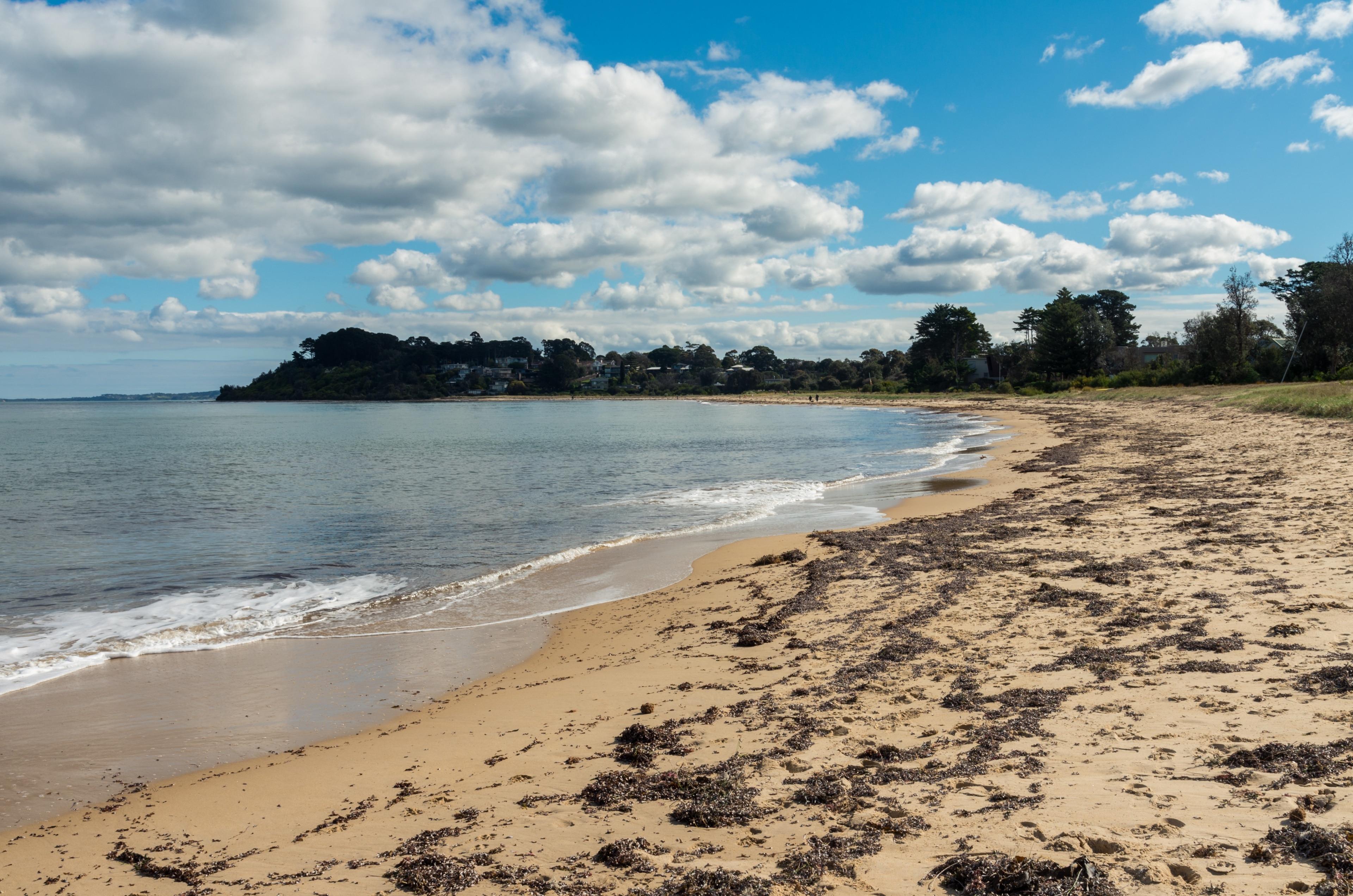 Balnarring Beach, Melbourne, Victoria, Australia