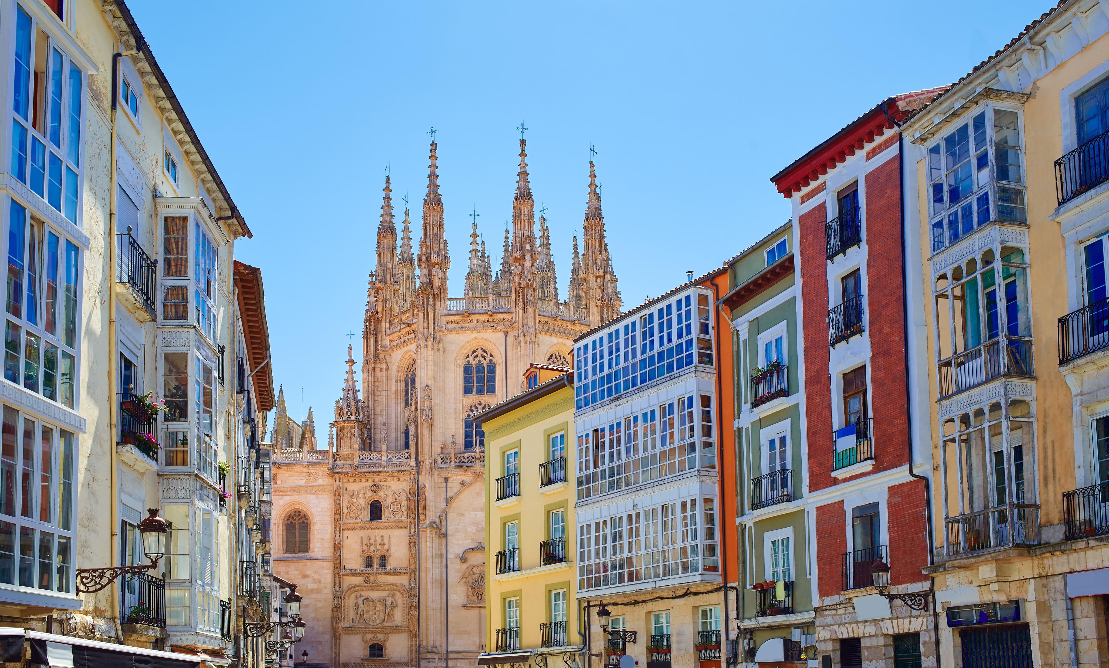 Burgos, Kastilien und León, Spanien