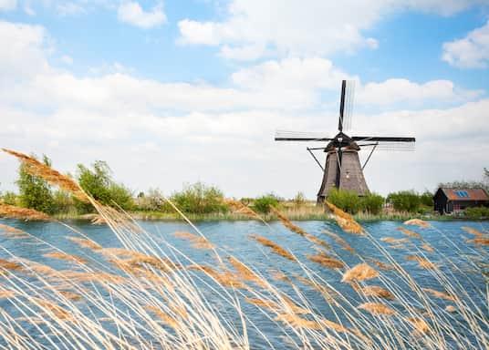 Kinderdeikas, Nyderlandai