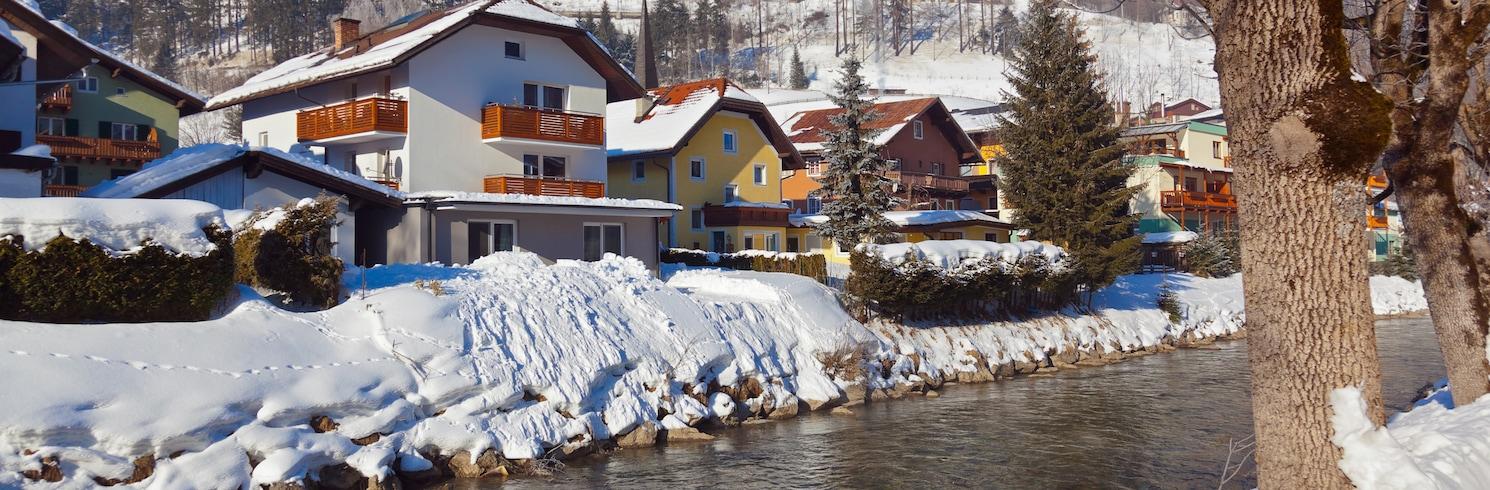 Dolina Gastein, Austrija