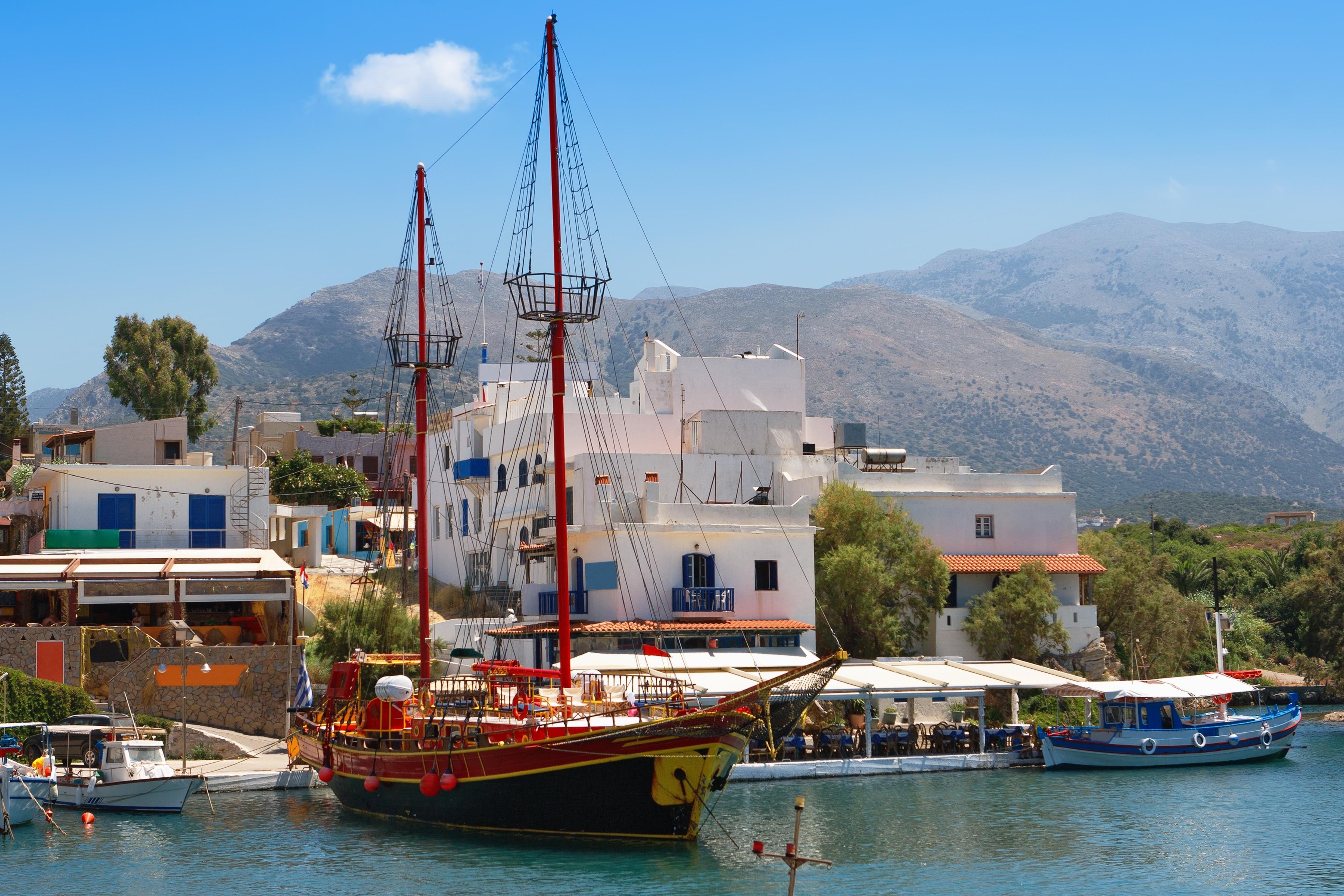 Sissi, Agios Nikolaos, Crete, Greece