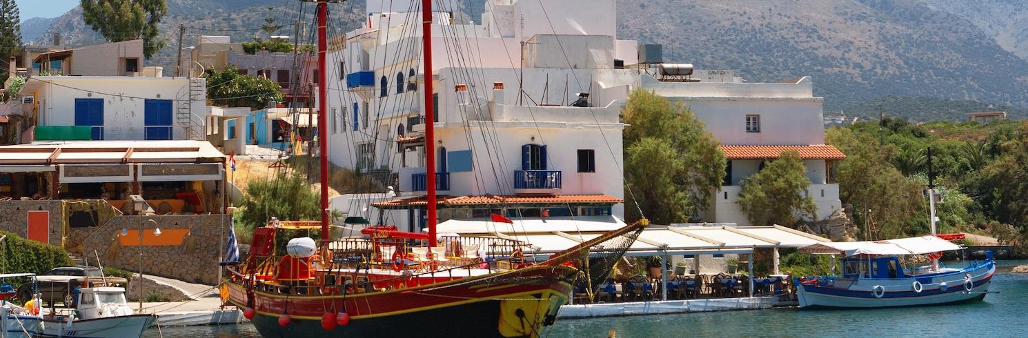 Sissi, Griechenland