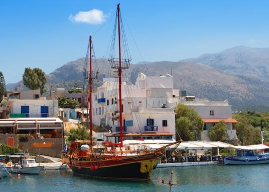 Sissi, Kreeka