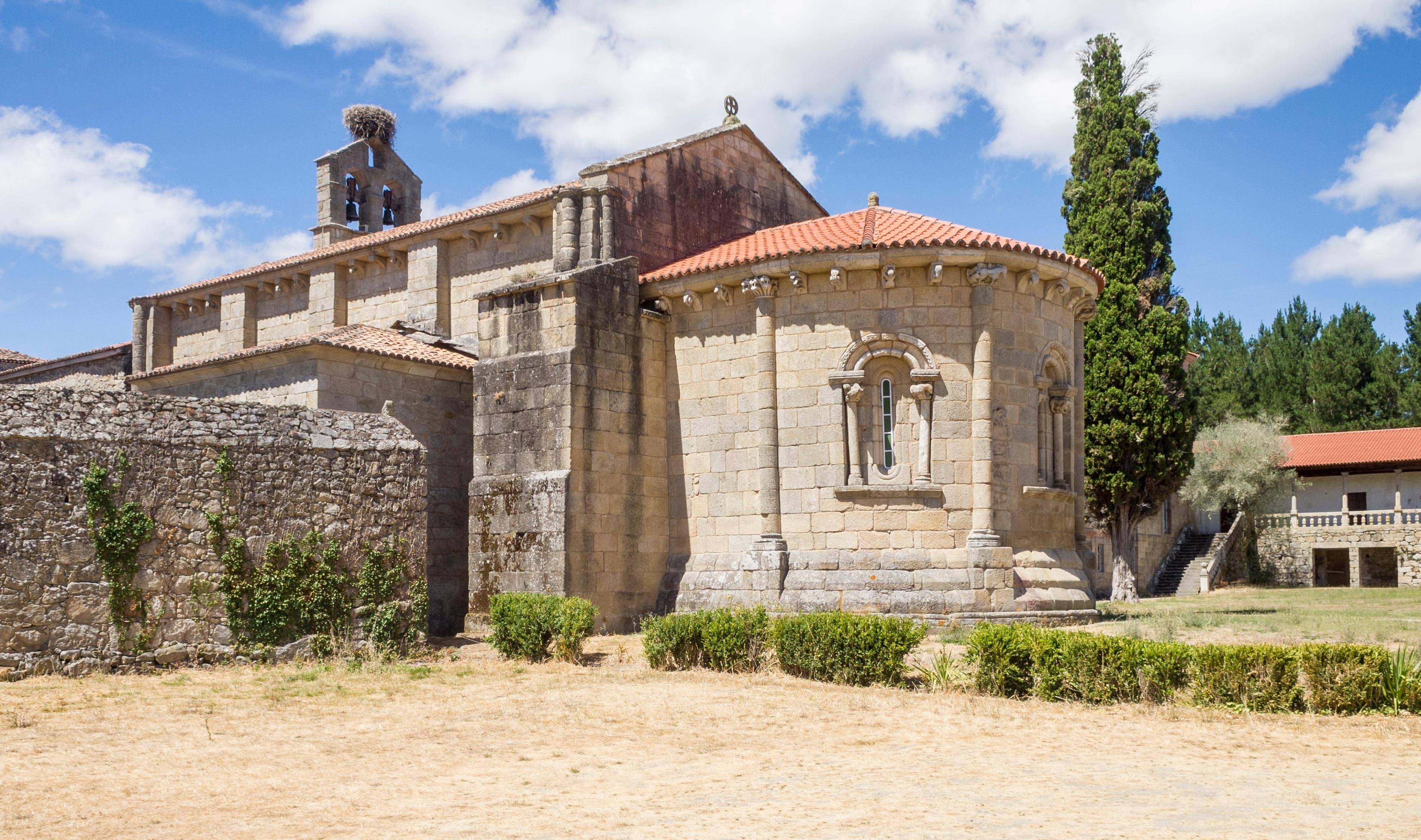 Panton, Galicia, Spain