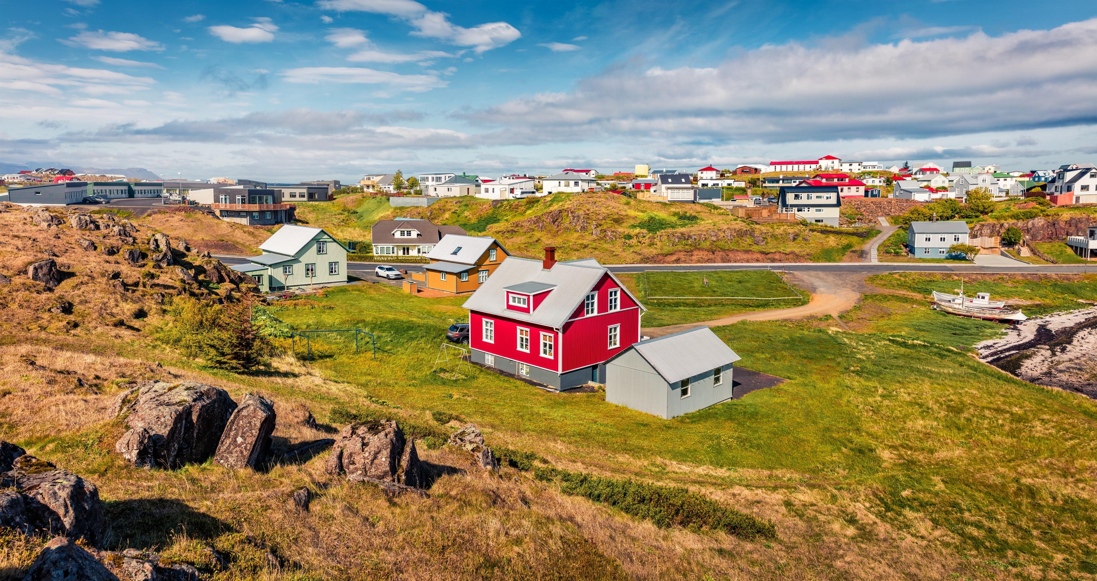 Western Region, Iceland