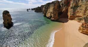 Παραλία Meia Praia