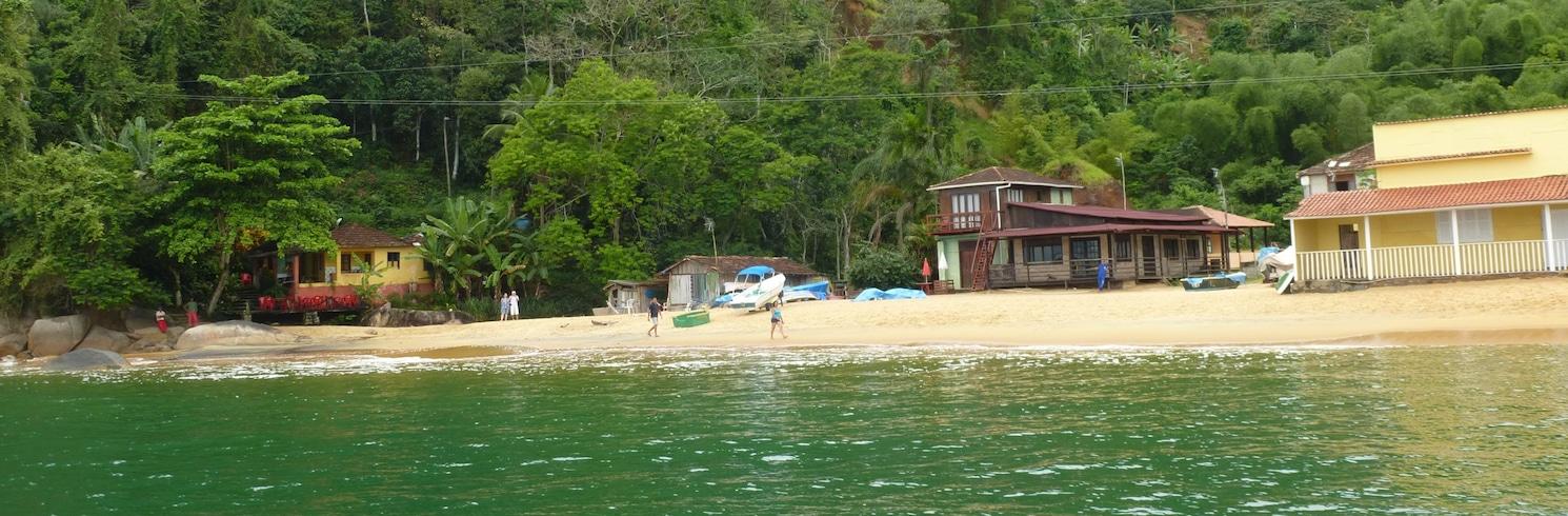 Ilha Grande (île), Brésil