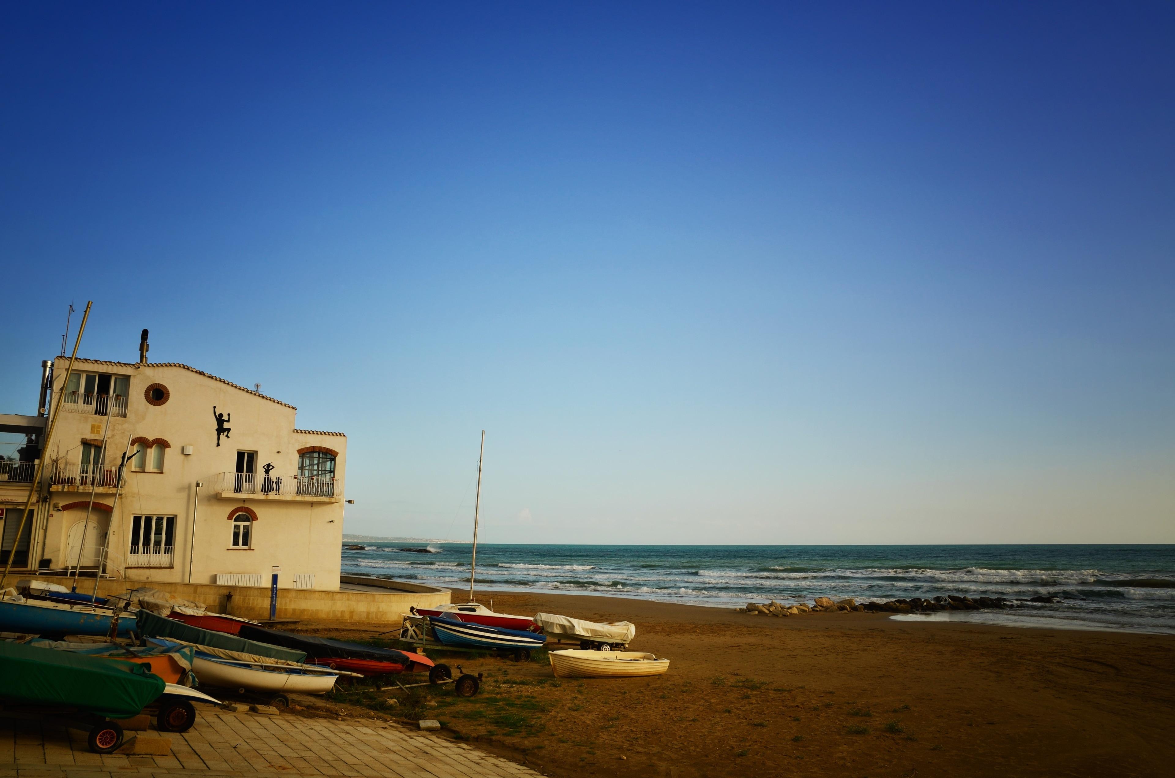Marina di Ragusa, Ragusa, Sicilia, Italia