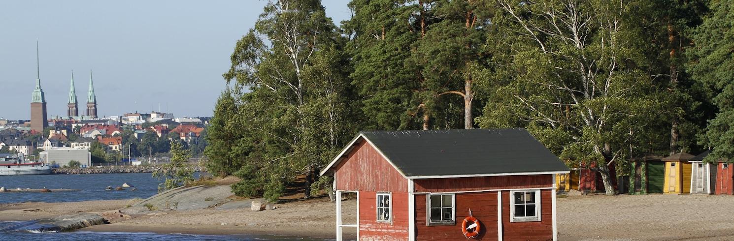 ピヒラヤサーリ, フィンランド