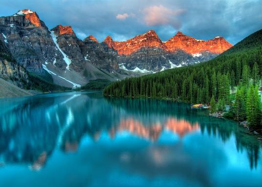 Lake Louise, Alberta, Kanada