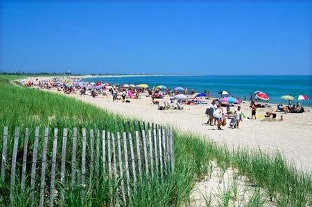 Surfside Beach, Nantucket, Massachusetts, Verenigde Staten