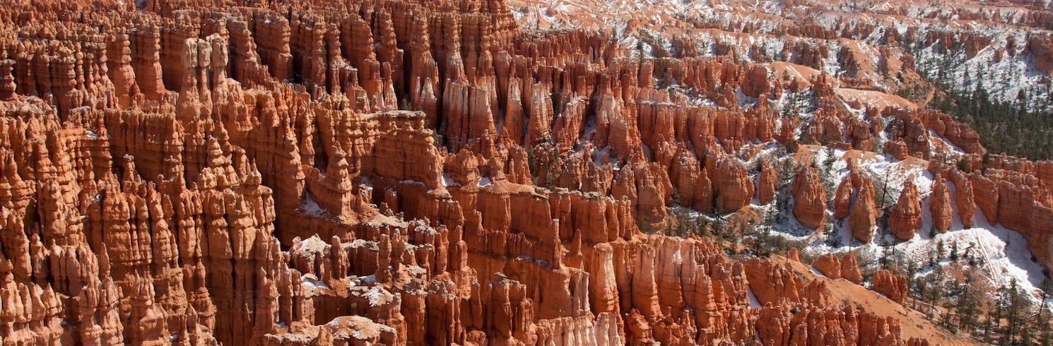 Bryce Canyon, Utah, Egyesült Államok