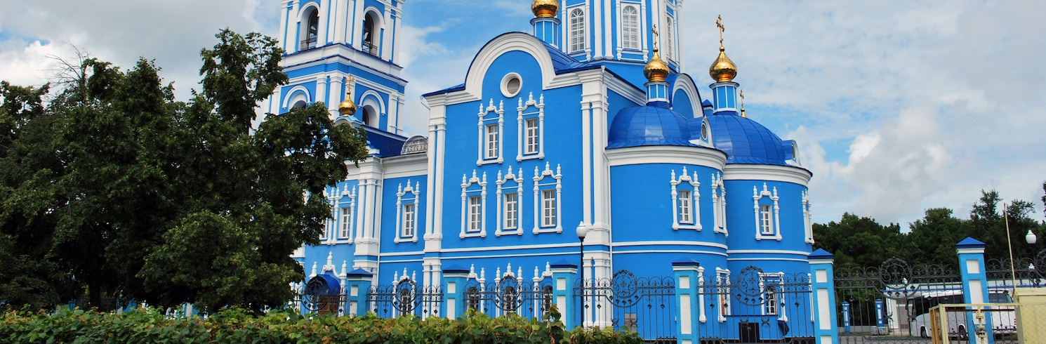 Ulyanovsk, Rússland
