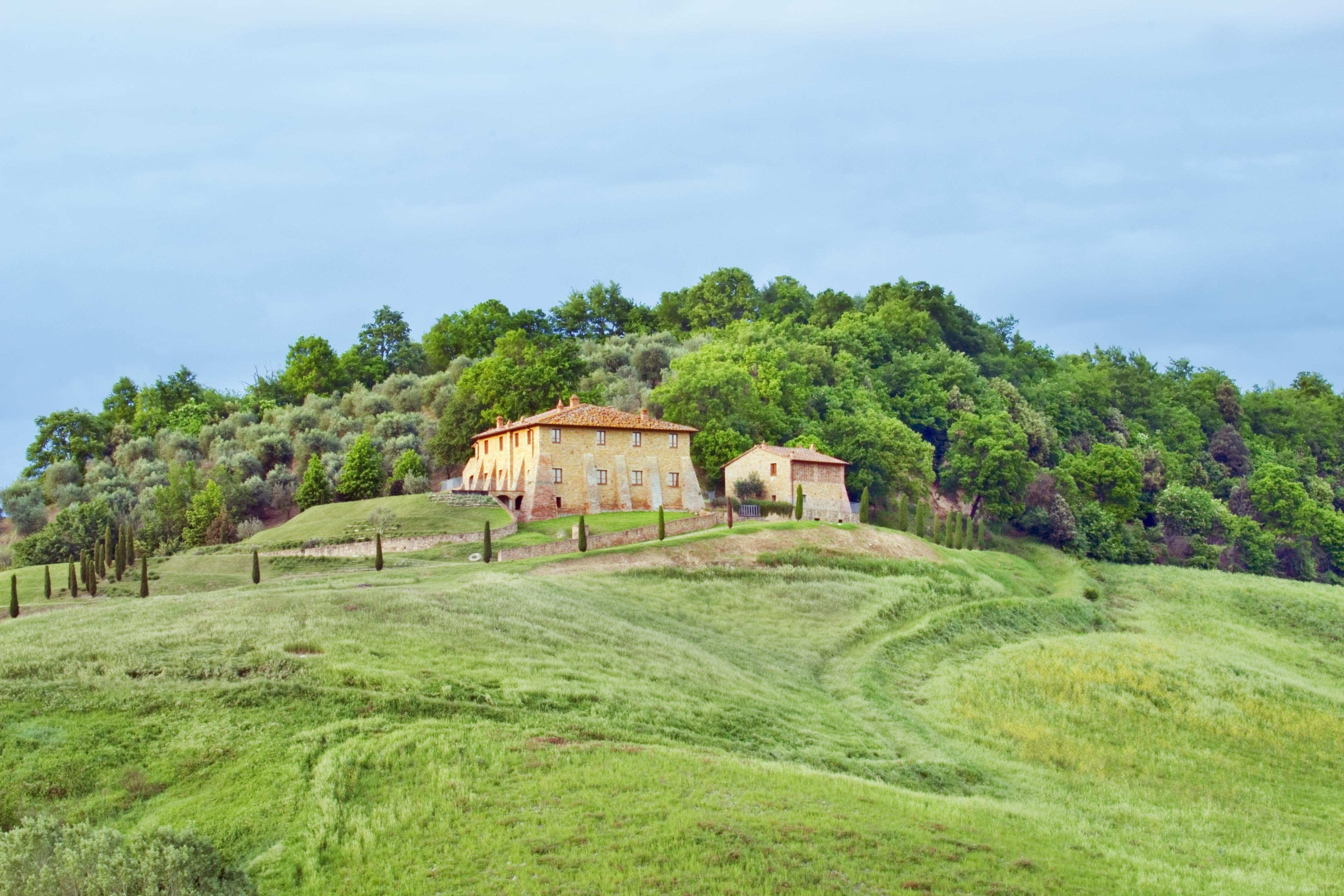 Montaione, Italien