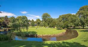 Pavilion Gardens (jardins)