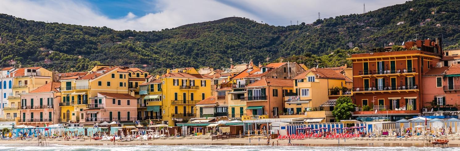Alassio, Italie