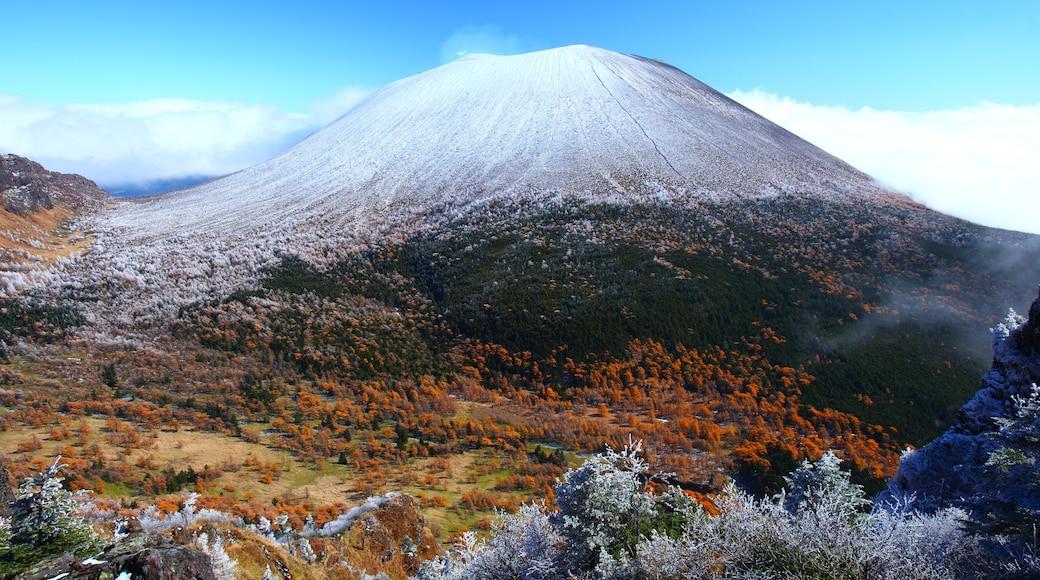 ภูเขาอาซามะ