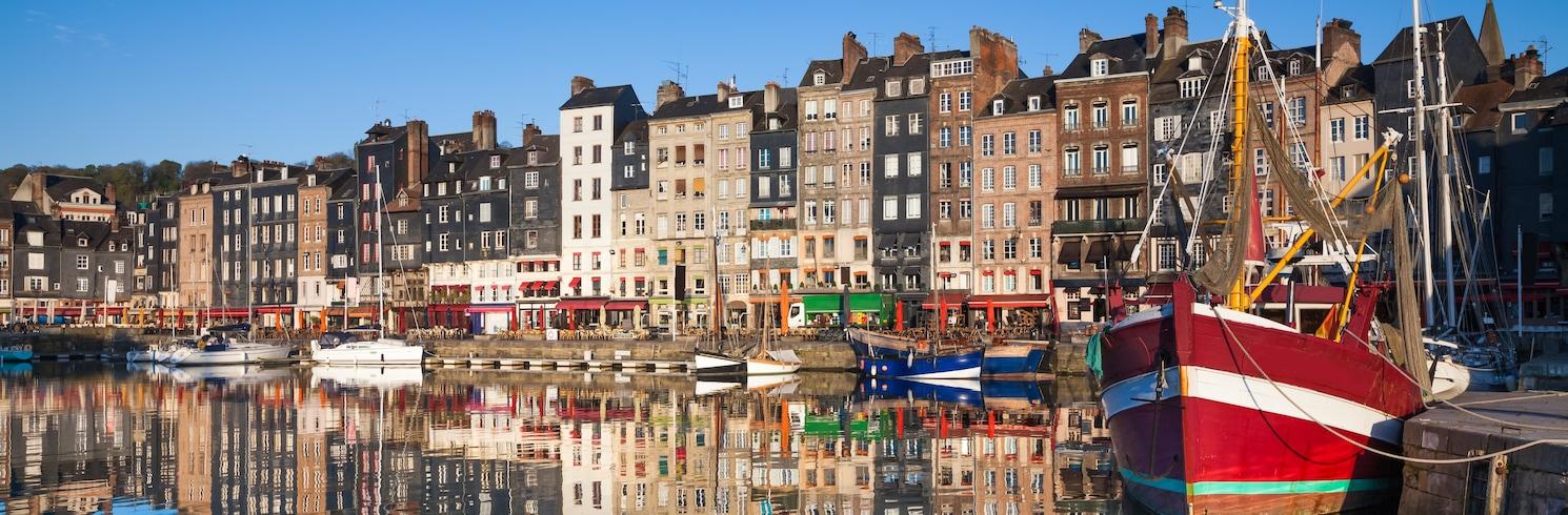 Honfleur, Francija