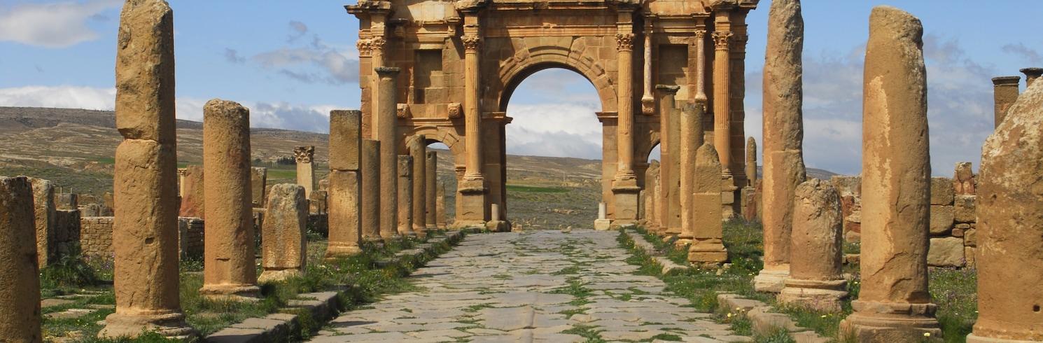 Batna İli, Cezayir