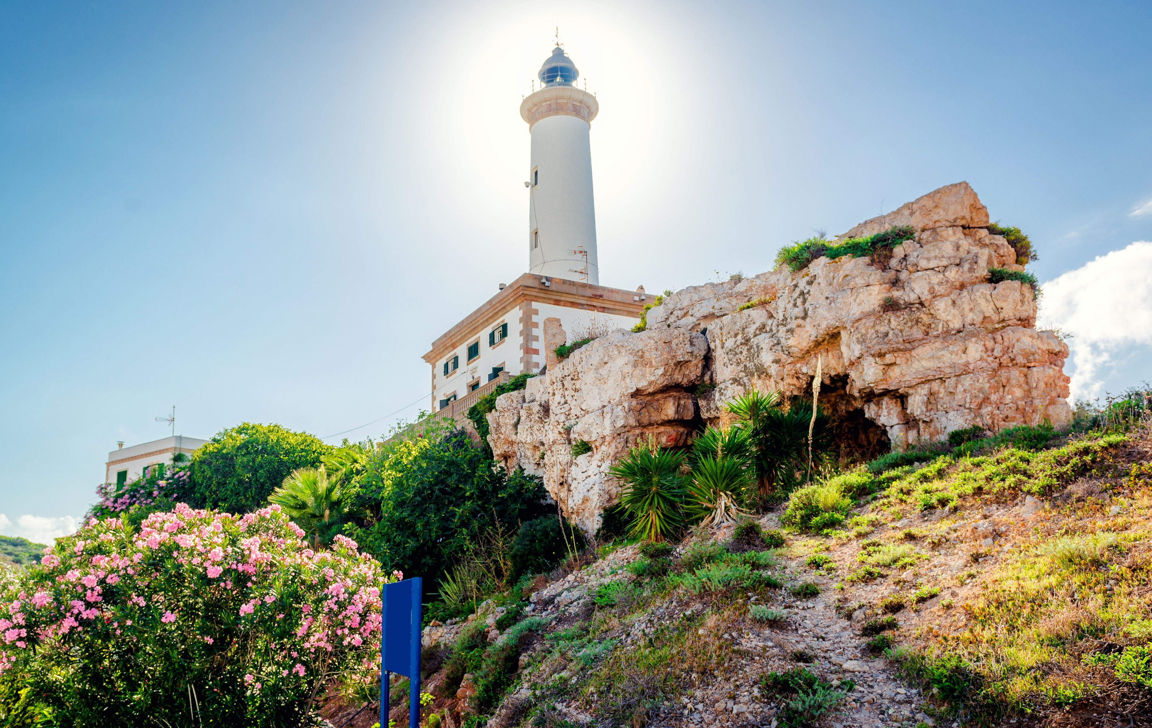 Marina Botafoch, Ibiza-Stadt, Balearen, Spanien