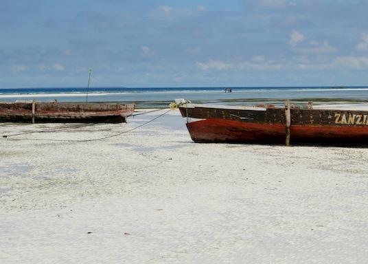 Jambiani, Tanzanie