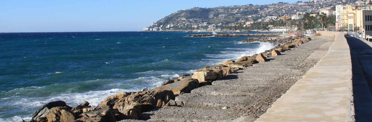 圣雷莫, 意大利