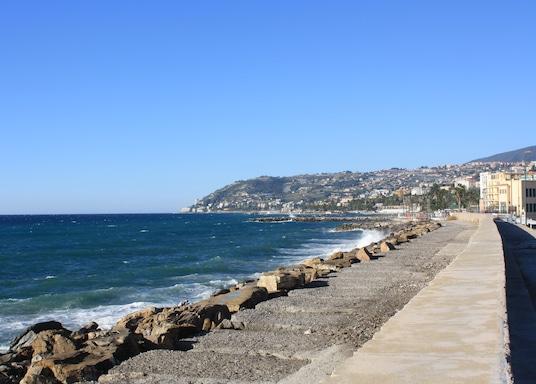 San Remo, Italien
