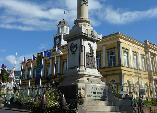 سانت دينيس, ريونيون