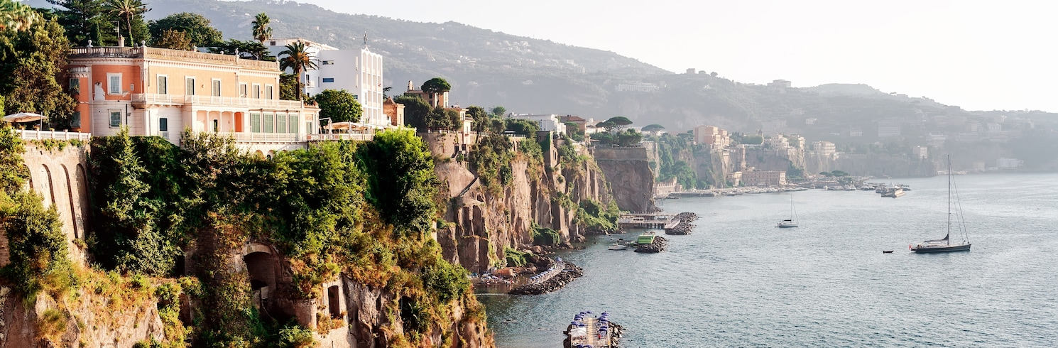 Sorrento Coast (area), Italy