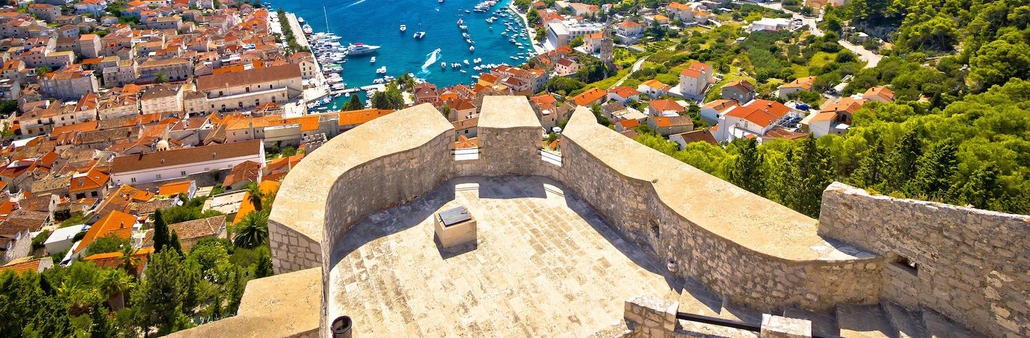 Jelsa, Croatie
