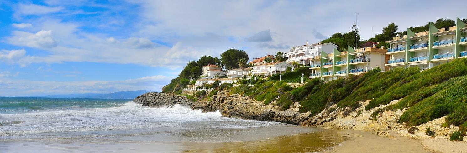 Cap de Salou, Spanien