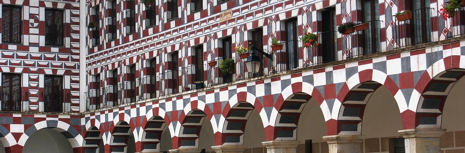 Badajoz, Spanien